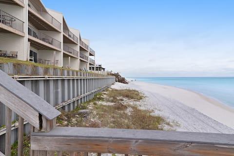 Gorgeous Blue Mountain Beach Condo with views of the Gulf