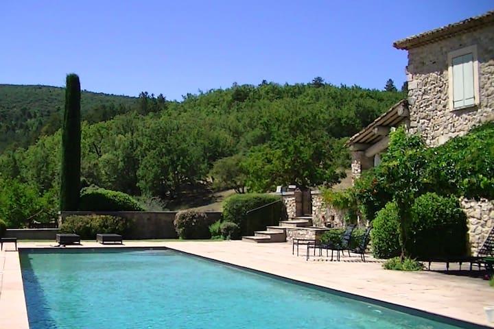 Provence Luberon, bergerie 18ème,  Apt - Manosque - Céreste - Отпускное жилье