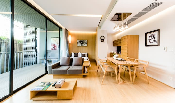 Zen Villa Khao Yai : Junior Suite