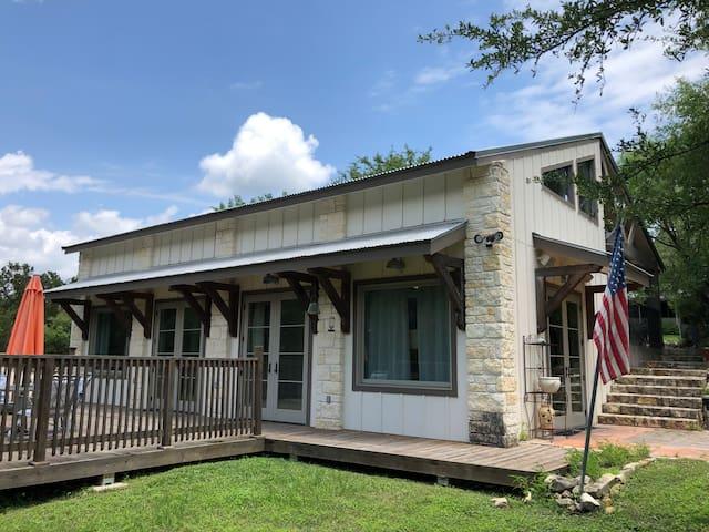 Barndominium   Frio River   Vacation   Concan TX