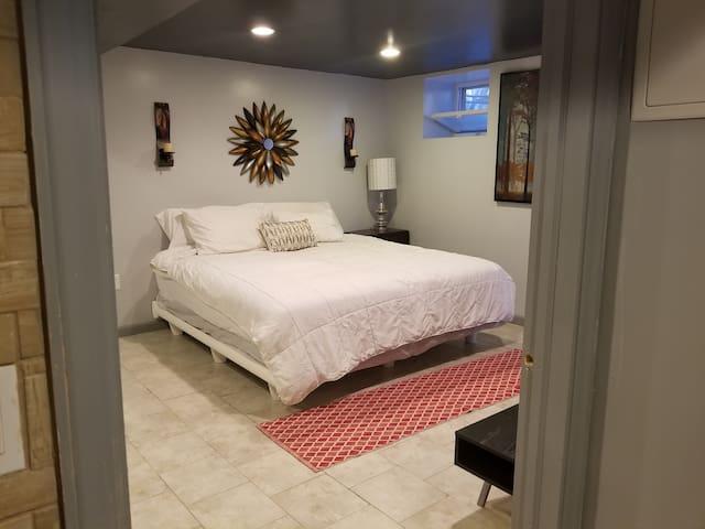 Luxury mini Suite.