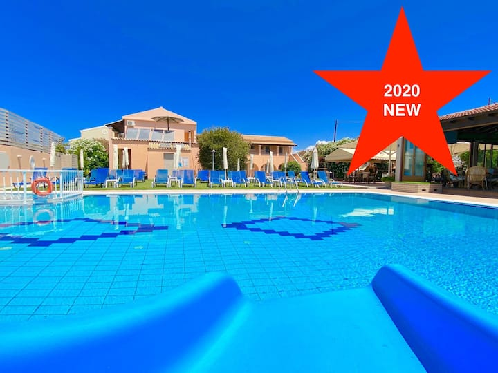 Lavender Apartment - new for 2020 - Sidari
