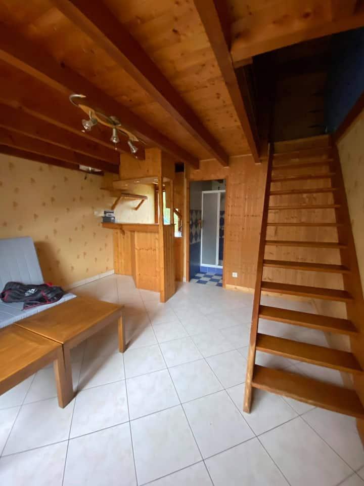 Appartement chaleureux - Saint Jeoire