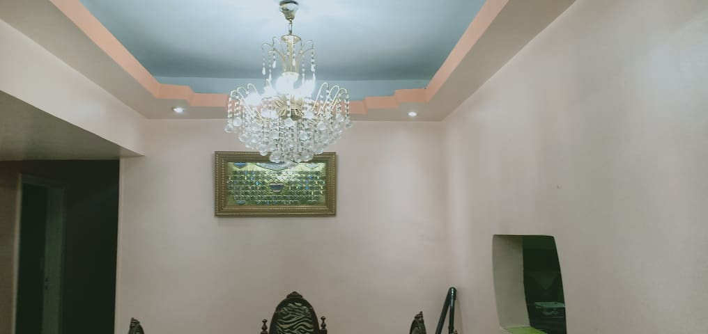 Apartment for rent in Mohandeseen