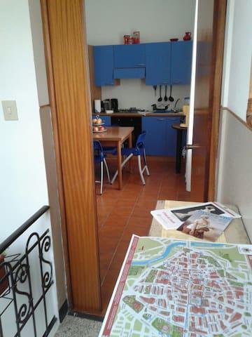 """Appartamento nel """"vicolo"""""""