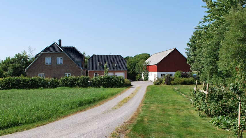 Apartment at a small farm - Vigrestad