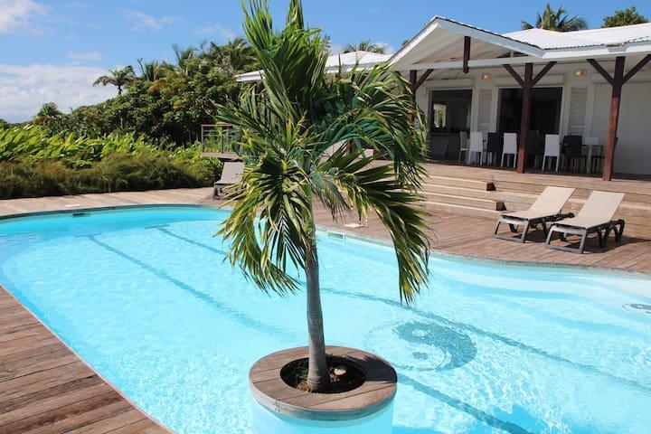 Villa de luxe Ying Yang à Sainte Anne - GP - Villa