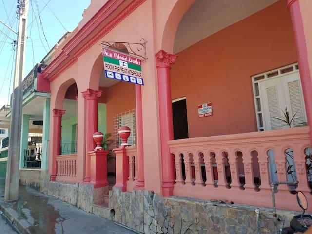 Casa Colonial Excepcional