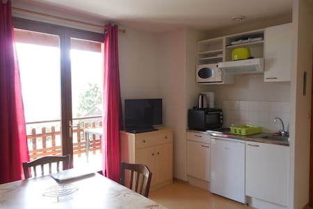 appartement 4 personnes Ignaux - Ax les Thermes - Ignaux - 아파트(콘도미니엄)