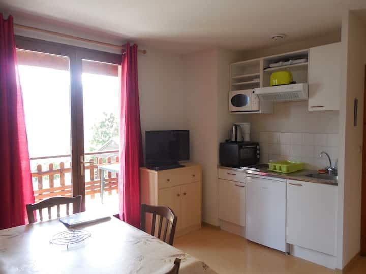 appartement 4 personnes Ignaux près Ax les Thermes