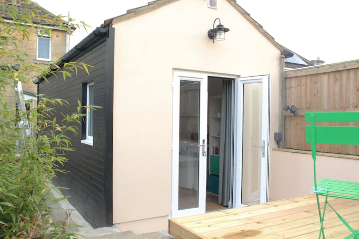 Garden studio in picturesque town - Bradford-on-Avon - Daire