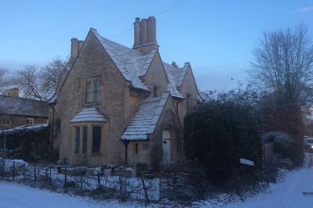 School House, Cottage in South Cotswolds - Gloucestershire - Huis