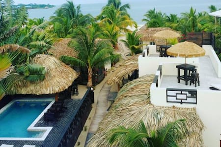 On HGTV, Boutique resort, adults only, pool/beach - Placencia - Boutique-hôtel