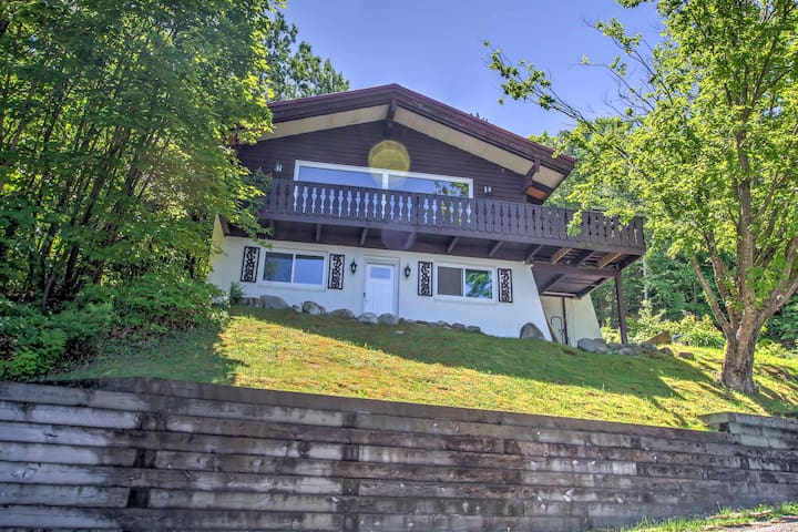 New! Gorgeous 3BR Franconia House on Cannon Mtn!