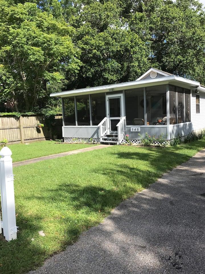 Hayden Cottage
