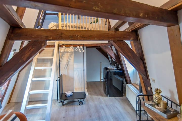 Luxurious private citystudio loft @ damsquare