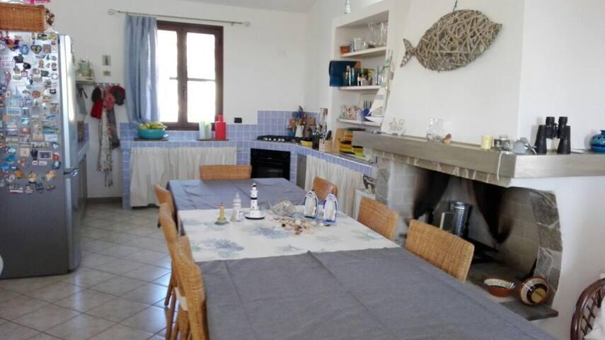 Casa con vista a Funtana Meiga IUN 3194