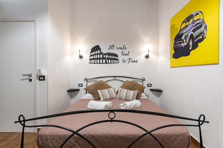 Del Falco - St. Peter's Boutique Rooms