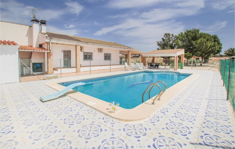 Holiday cottage with 4 bedrooms on 150m² in Murcia