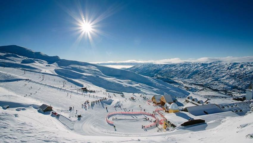Guidebook for Cardrona