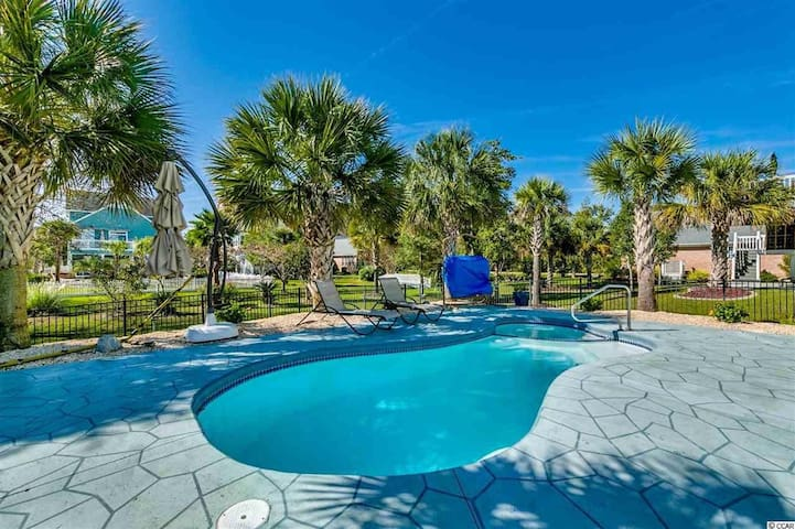 Blue Ocean Oasis--Private Room/Single Family Home - Myrtle Beach