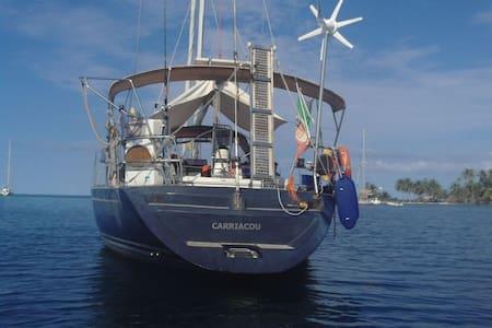 sailing boat san blas - Boot