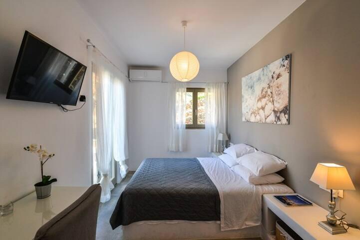 Υπνοδωμάτιο 1 σουίτας Mare
