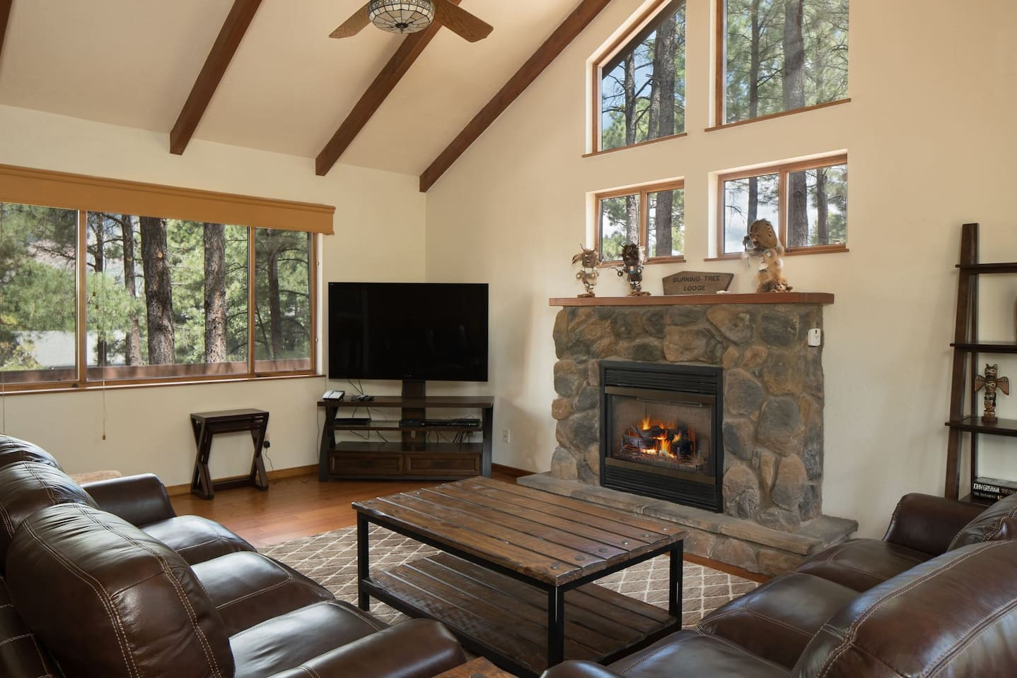 burning tree lodge cabins for rent in flagstaff arizona united