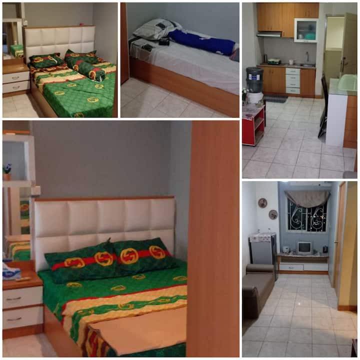 Apartment Queen Victoria Batam, Type 2 Kamar Tidur