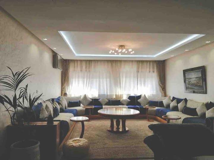 Cosy appartement au cœur de hay Riad