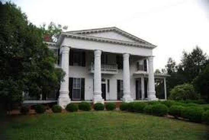 Grand Greek Revival Style