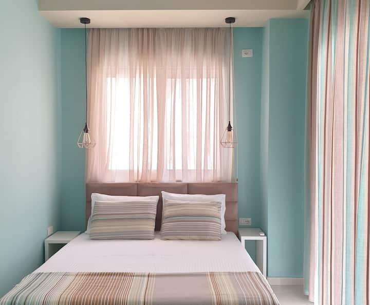 🌊Ocean Waves Apartment - URBAN STAY SARANDA