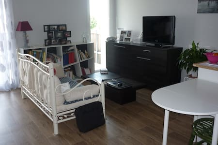 appartement T2 neuf proche bordeaux - Wohnung
