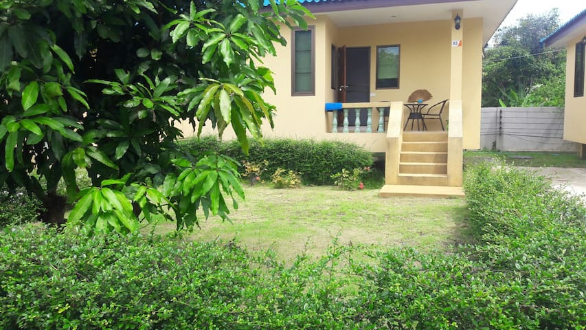 2 rooms house for long time living, Samui island