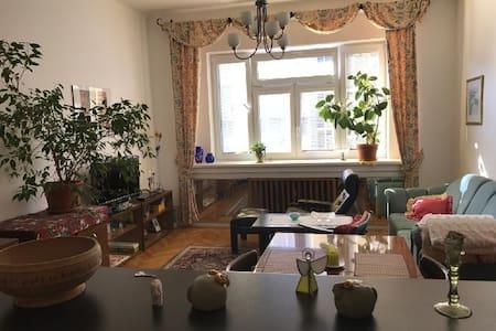 Praha 9 Čihákova apartment