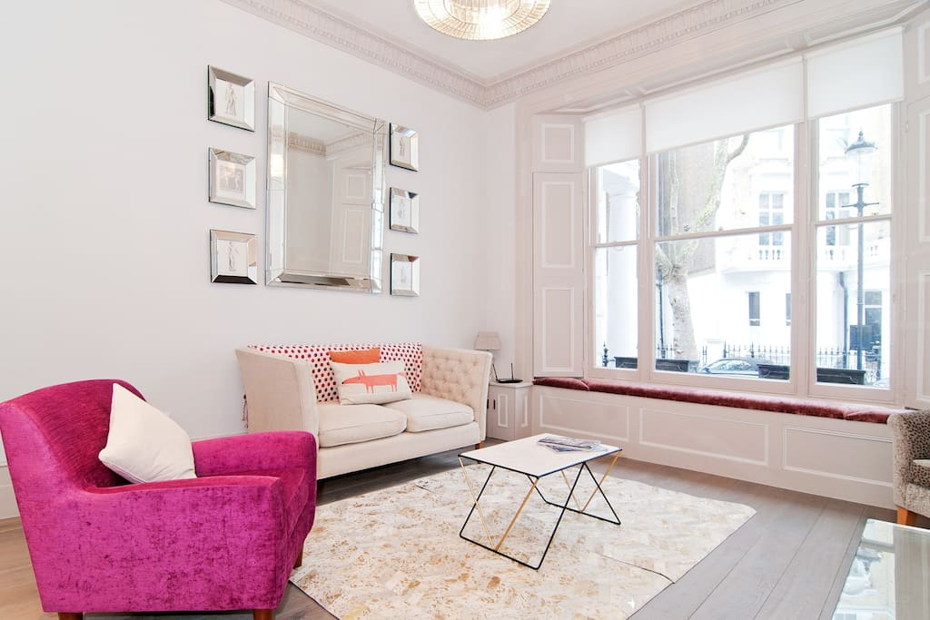 Elegant Notting Hill Apartment Apartments For Rent In