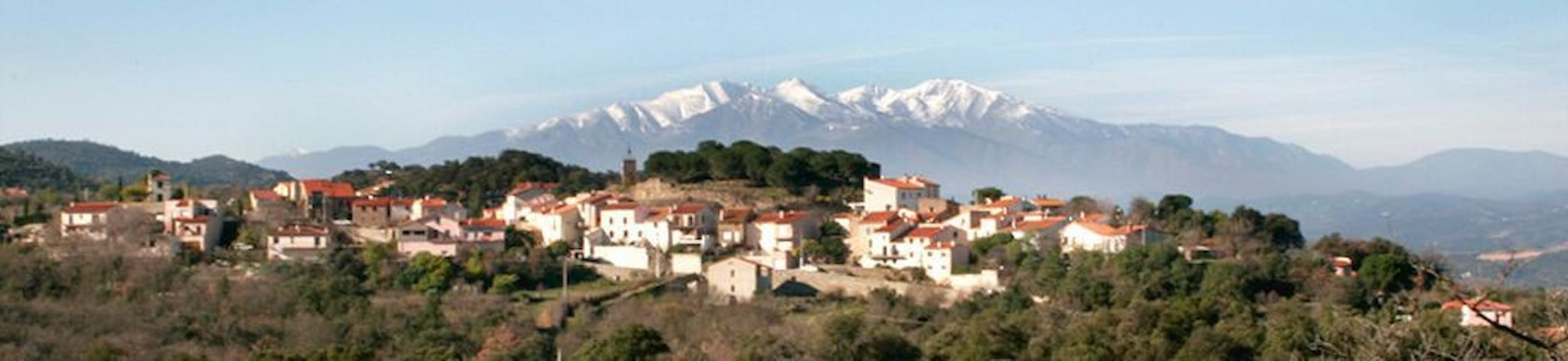 Appartement dans maison de village - Montesquieu-des-Albères - Leilighet