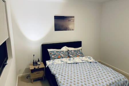 Comfort double bed in budget NEW House