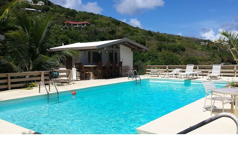 Under the Rainbow- Quiet, Private, Close to Town - Cruz Bay - Appartement