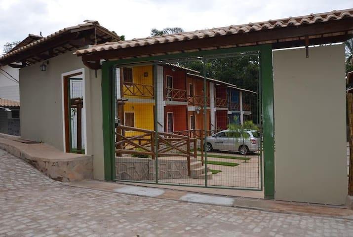 Apartamento em Lençois (Chapada Diamantina) - Lençóis - Apartamento