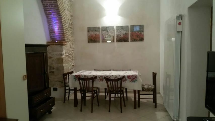"""ROCCA DI MEZZO """"casa caparota"""" - Rocca di Mezzo - House"""