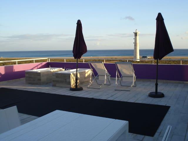 Apartamento-Loft de Lujo 1ª linea de playa - Solana Matorral - Appartement