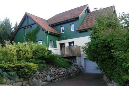 Dom nad jeziorem Brodno małe - kartuski - Huoneisto