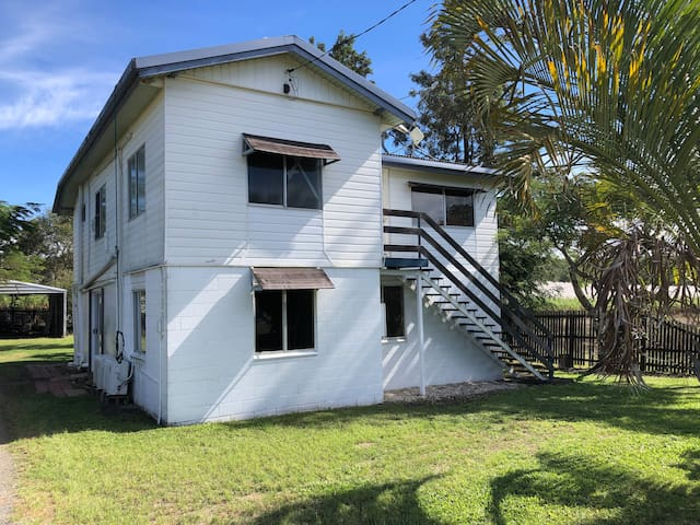 Traditional Queenslander (2nd level)