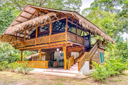 Air Conditioned and Fiber Optic Jungle Getaway