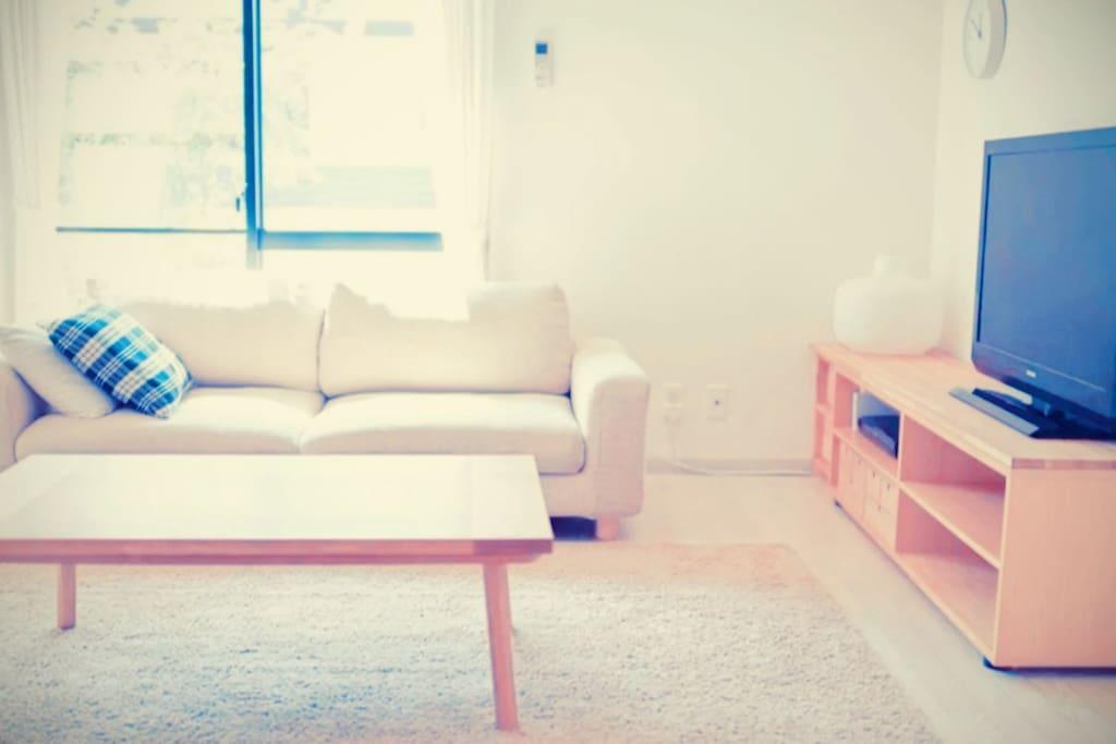 日式風格客廳