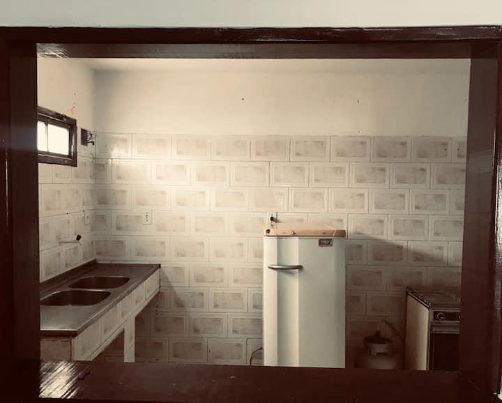 Casa na orla de Itapuã
