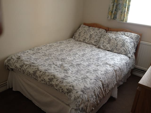 Double room on quiet flat in Ruislip - Ruislip - Apartmen