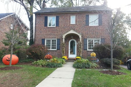 Charming brick colonial - Baltimore