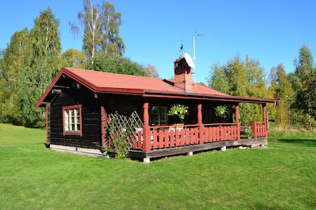 Cottage, close to Siljan in Dalarna